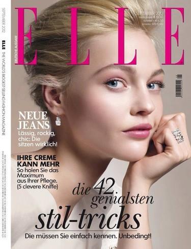 ¿La última de las revistas? 'Tomar prestada' una imagen de una campaña, ¿qué os parece?