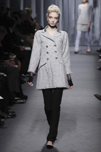 Chanel Alta Costura Primavera-Verano 2011 clásico