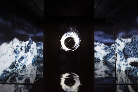 Teamlab Enso Cold Light Y Lack Waves