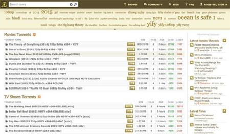 Kickass Torrents pierde su dominio principal, revive en kickass.to