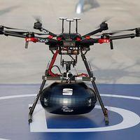 SEAT ya utiliza drones para el traslado de piezas dentro de Martorell