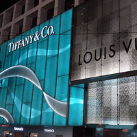 Louis Vuitton aprovecha la locura del BCE para comprar Tiffanys