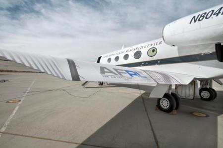 La NASA ya prueba flaps capaces de variar su forma para ahorrar combustible