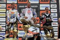 Campeonato del Mundo de Motocross, novena prueba en Suecia