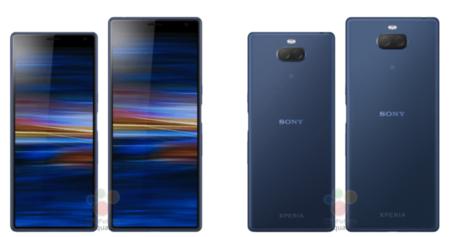 Los Sony Xperia XA3 y XA3 Plus