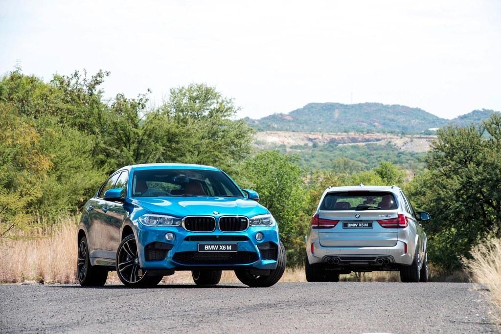 Bmw X5 M Y Bmw X6 M Precios Versiones Y Equipamiento En