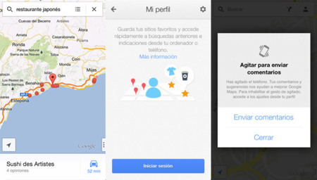 Google Maps para iPhone
