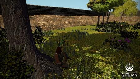 Bosque de The Tenth Hell Stygian