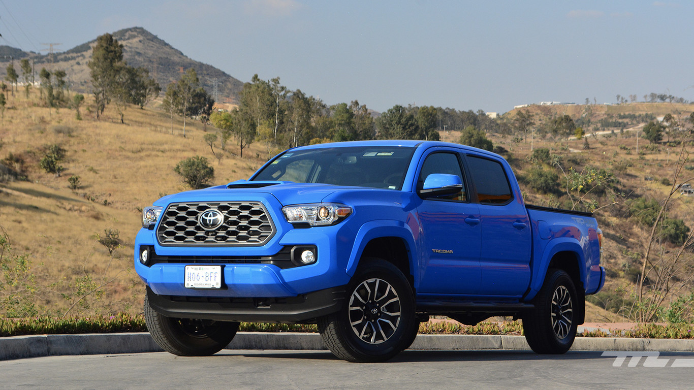 2020 Toyota Tacoma Diesel Trd Pro Price and Review