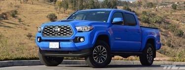 Toyota Tacoma 2020, a prueba: una pick-up de doble propósito, ahora 100% hecha en México