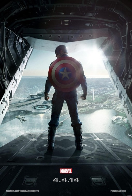 Foto de Carteles de 'Capitán América 2' (5/23)