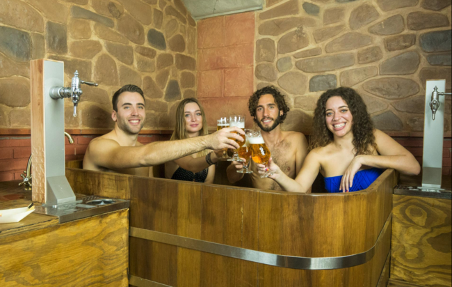 Beer Spa Granada 3