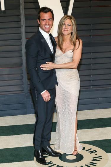 ¡Notición! Jennifer Aniston y Justin Theroux se han casado