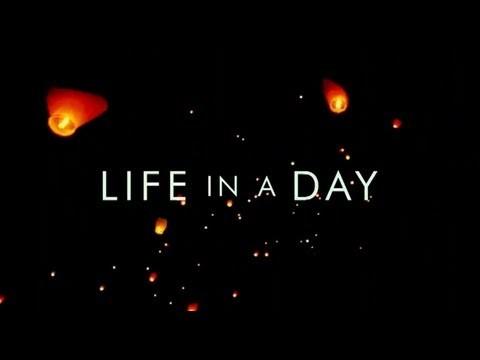 """""""Life in a day"""", el documental hecho con vídeos de usuarios de YouTube, ya está disponible en la web"""