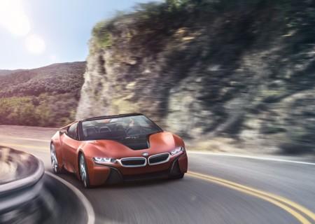 BMW i Vision Future Interaction Concept, un vistazo al auto de un futuro no muy lejano