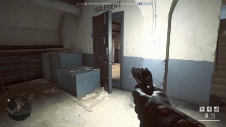 """Un año después, la """"puerta zombie"""" del primer DLC de Battlefield 1 ha sido abierta"""