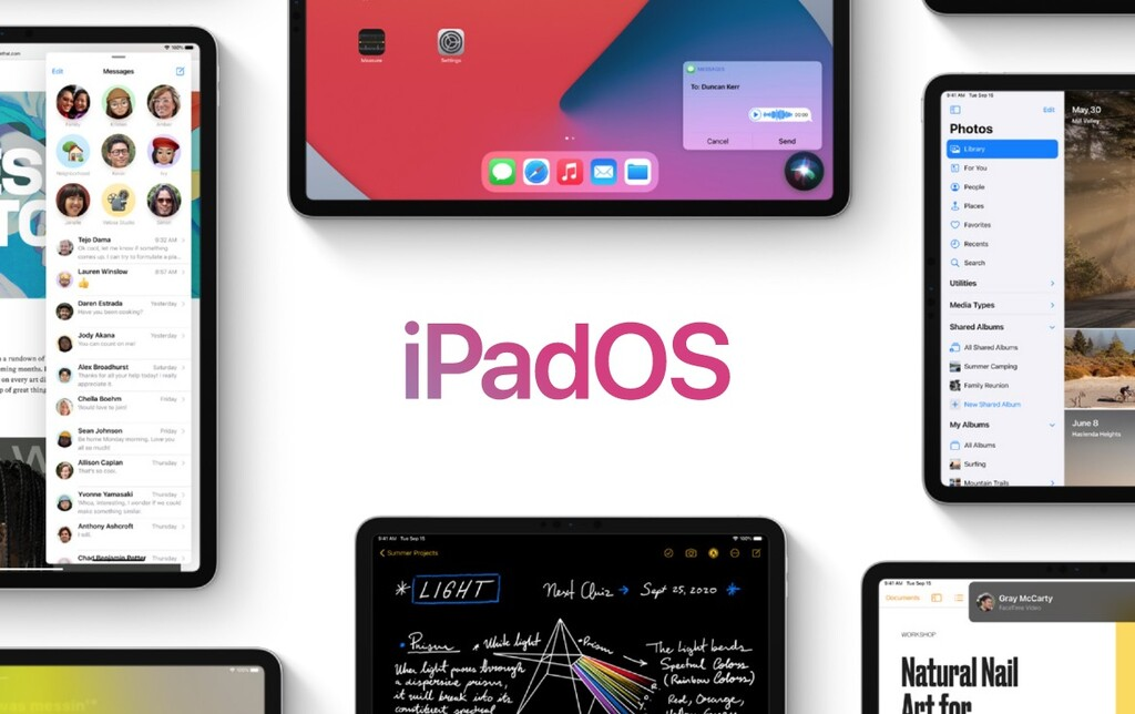 iPadOS 14 ya está disponible: llega el reconocimiento de escritura manual a las tabletas de Apple