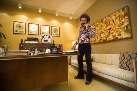 Vinyl Serie Hbo Olivia Wilde Mick Jagger Martin Scorsese 6