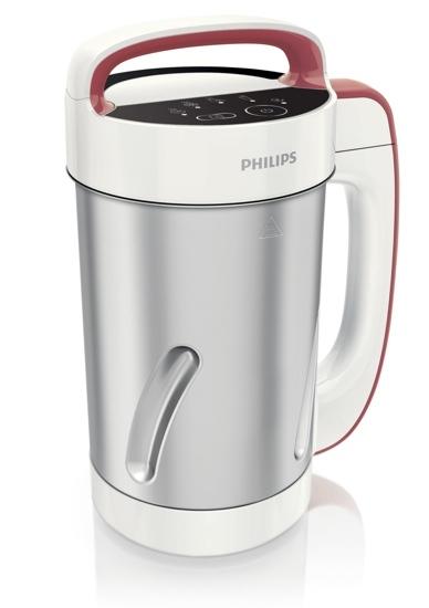 Philips Más Que Sopas: la tecnología inunda la cocina