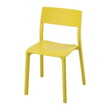 SIlla amarilla Ikea