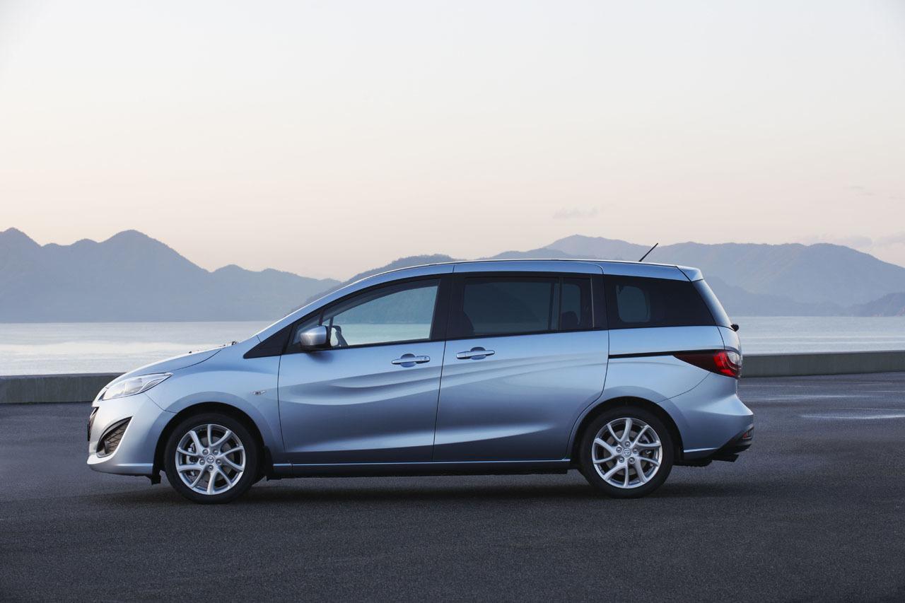 Foto de Mazda5 2010 (62/121)