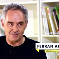 "Ferrán Adrià estrena el programa de RTVE ""Al Punto"""