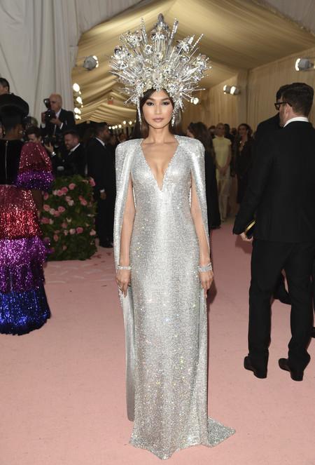 Gemma Chan gala met 2019