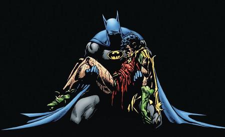 Batman Muerte Familia