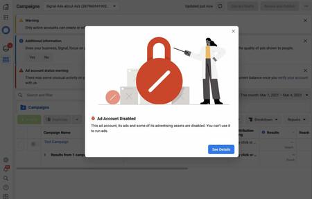 Signal creó anuncios de Instagram que muestran cuánto sabe Facebook sobre ti: Facebook los prohibió