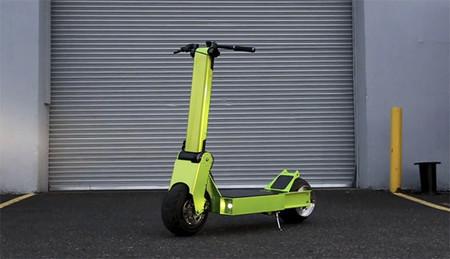 The Rover de Works Electric: el scooter eléctrico para urbanitas en vídeo