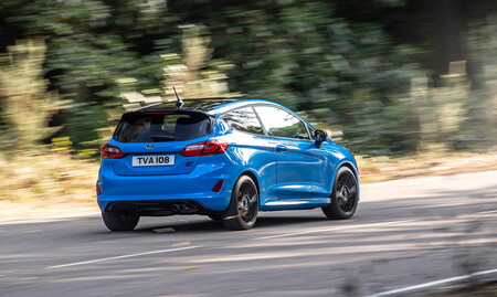 Ford Fiesta ST Edition 2021