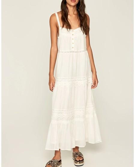 Dakota Johnsson Vestido Blanco 4