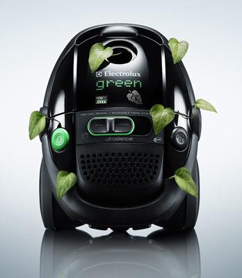 Ultrasilencer Green: un aspirador fabricado con material reciclado