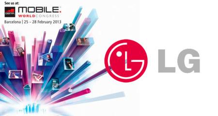 MWC 2013: Sigue en directo las novedades de LG en Xataka Móvil
