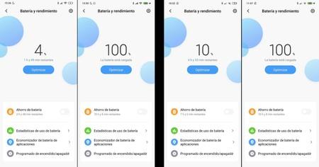 Xiaomi Mi Note 10 Analisis Mexico Bateria Tiempo Carga