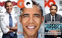 Barack Obama: repasamos las portadas del presidente el día de su investidura