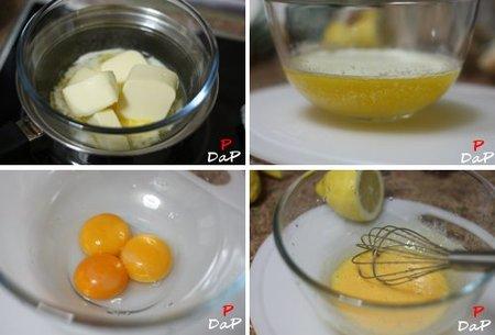 Cómo hacer la salsa holandesa