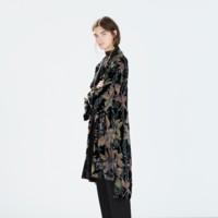 Kimono Velvet Zara