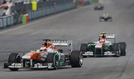 En Force India confían en haber resuelto el problema con las tuercas