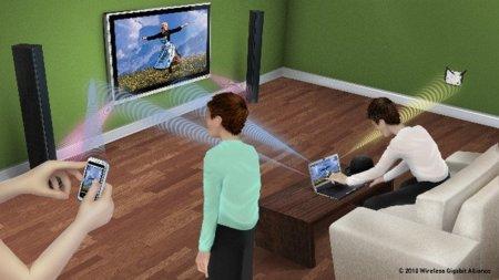 WiGig quiere eliminar los cables de nuestro hogar digital