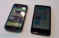 HTC HD7 pillado en vídeo