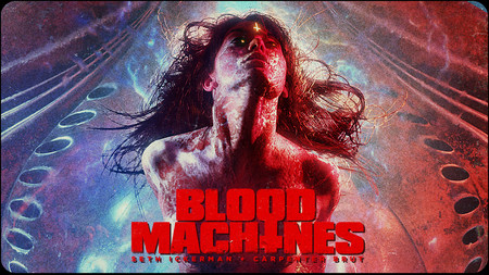 'Blood Machines': una alucinante space opera cyberpunk a ritmo de Carpenter Brut