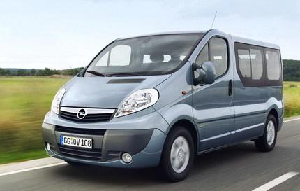 Opel Vivaro 2.0 CDTI Easytronic