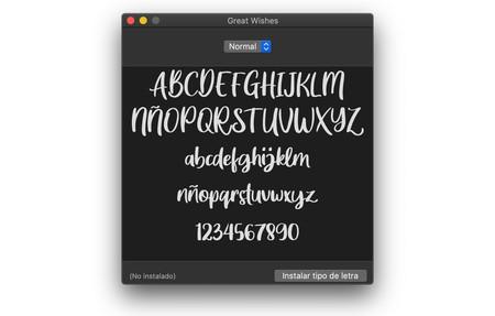 Como Instalar Tipografias En Un Mac