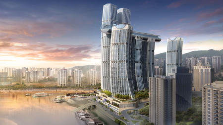 Raffles City Chongqing 6