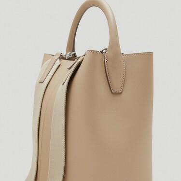 Siete bolsos de piel de Massimo Dutti que ahora tienen hasta un 25% de descuento y que son ideales para usar cada día