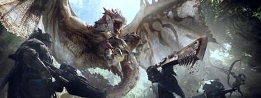 ¡Se abre la veda! Monster Hunter: World se juega gratis hasta el 17 de diciembre en PS4 y Xbox One