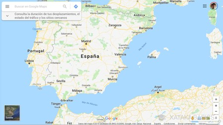 Maps Inicio