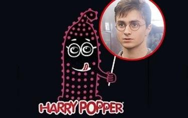 Harry Popper: los condones más magicos de este nuestro planeta