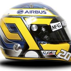 Foto 2 de 23 de la galería cascos-de-la-parrilla-de-formula-1-2013 en Motorpasión F1